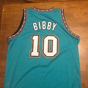 d72baac94ec adidas Shirts | Mike Bibby Vancouver Grizzlies Jersey | Poshmark